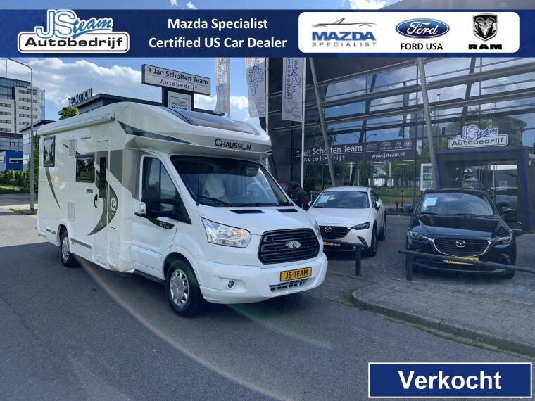 Chausson 627 GA Special Edition