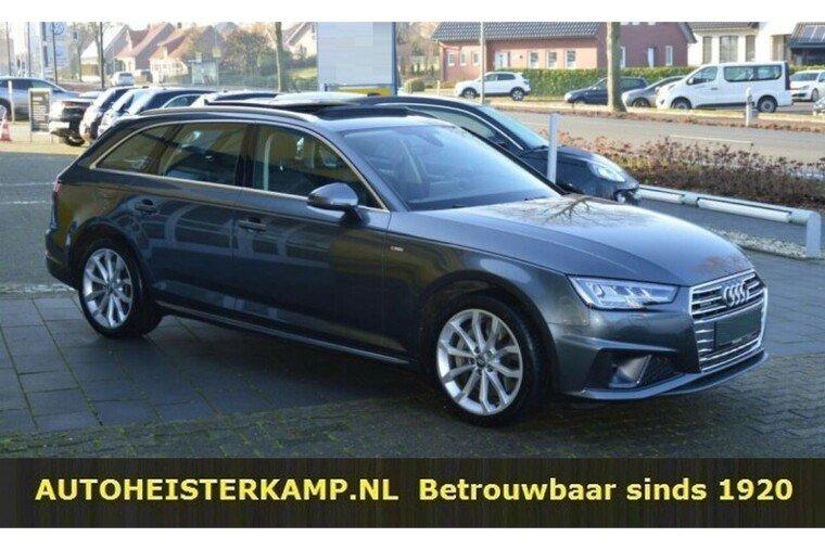 Audi A4 Avant 50 TDI quattro Sport 286 PK Panoramadak Trekhaak