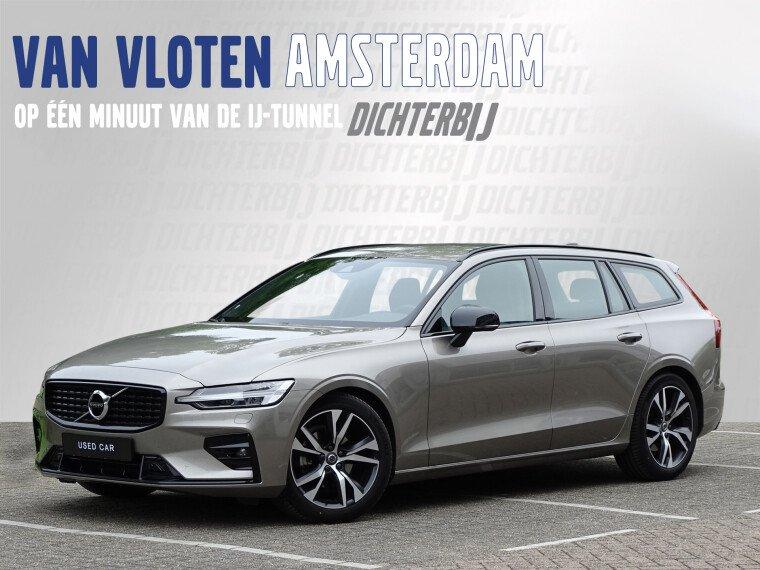 Foto van Volvo V60 B4 R-Design   BLIS   DAB