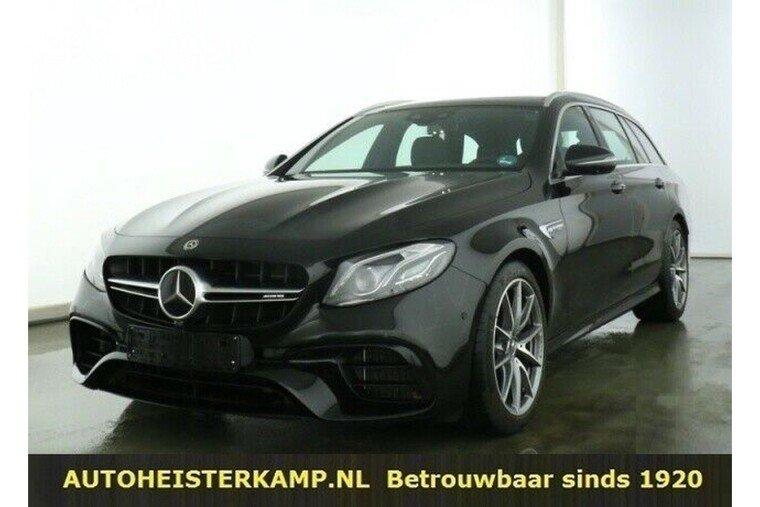 Mercedes-Benz E-Klasse Estate 63 AMG 4M 571 PK Panoramadak Trekhaak 360 Camera