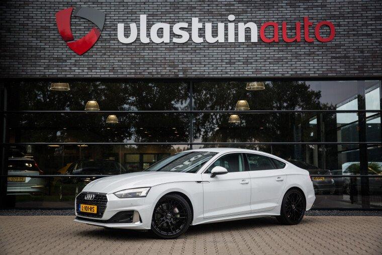 Foto van Audi A5 Sportback 40 TFSI Sport 204PK