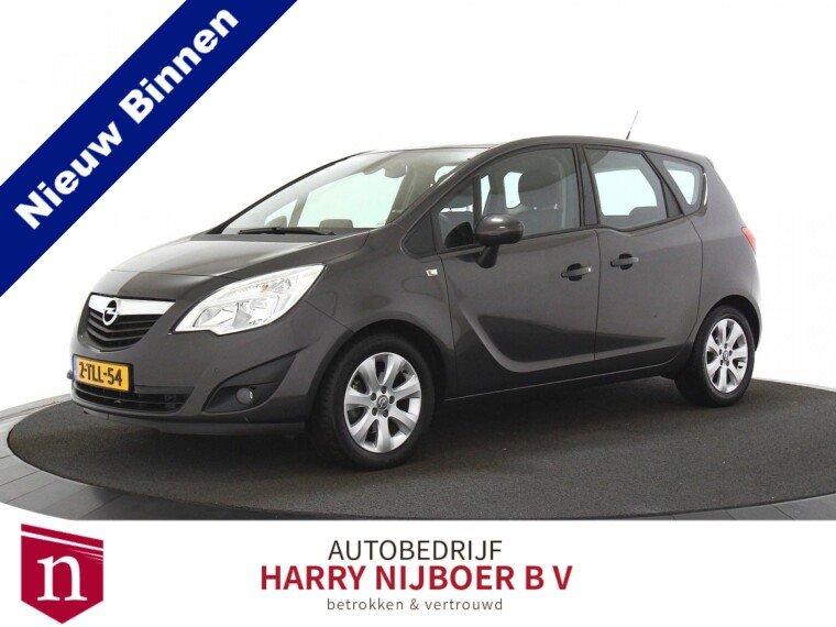 Opel Meriva 1.4 Turbo Berlin NL-Auto