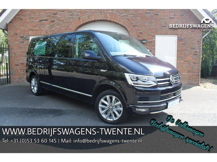 Foto van Volkswagen Caravelle T6 LR LANG 198pk DSG DUB/CAB HIGHLINE   ACC  