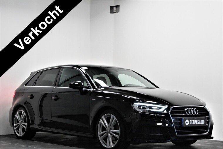 Foto van Audi A3 Sportback VERKOCHT