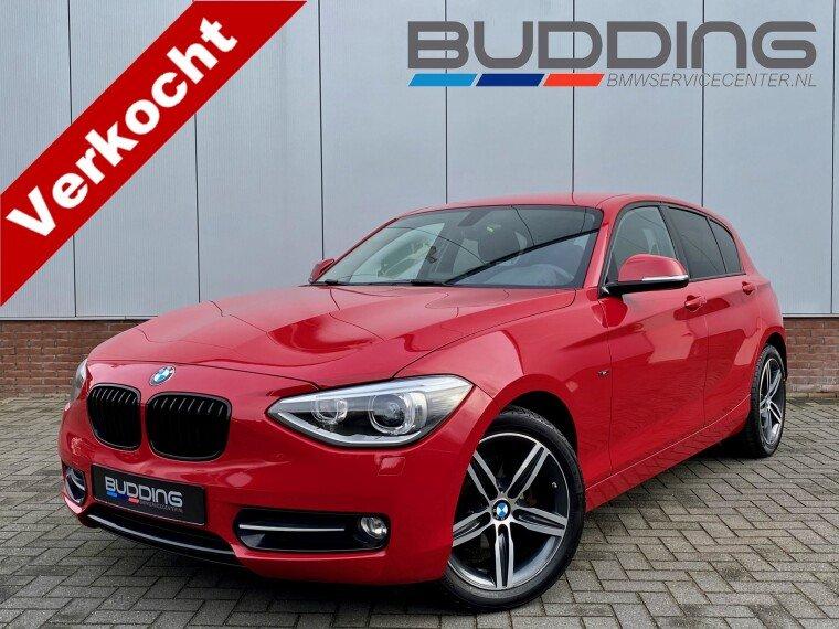 Foto van BMW 1 Serie 116i Exe
