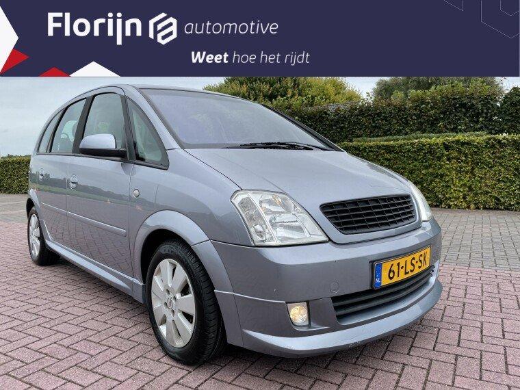 Foto van Opel Meriva 1.6-16V Cosmo OPC-look