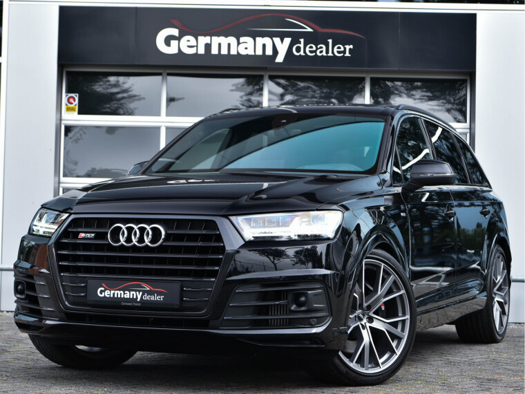 Audi SQ7 4.0TDI 435pk quattro 7p