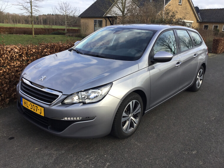 Foto van Peugeot 308 SW 1.6 BlueHDI Blue Lease Pack