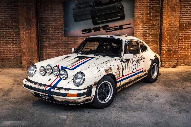 Foto van Porsche 911 Coupé / 3.0