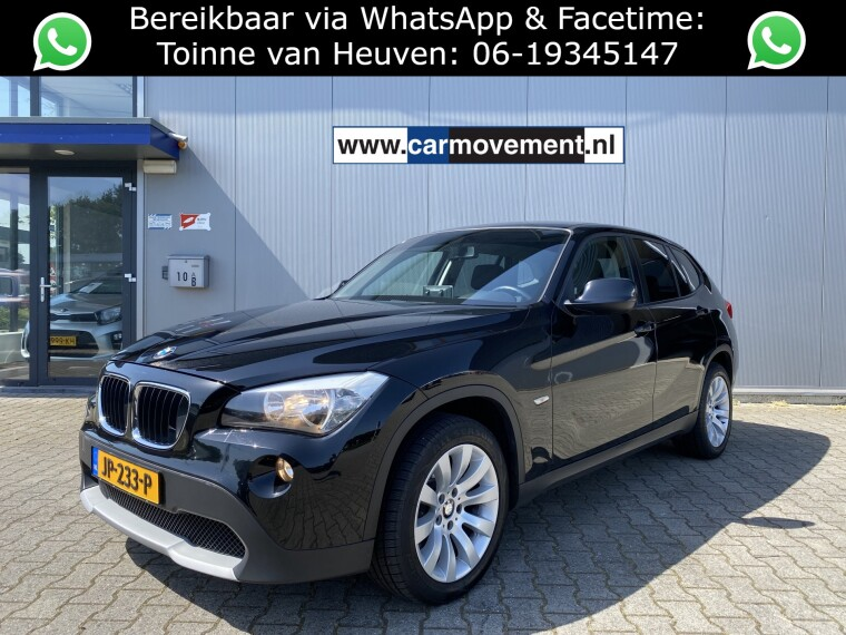 Foto van BMW X1 xDrive20i 184PK Automaat