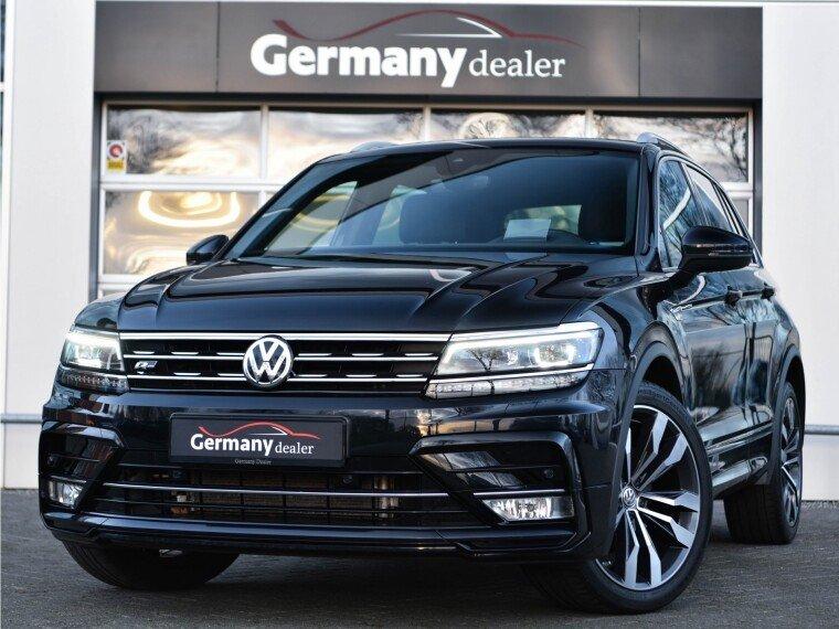 Volkswagen Tiguan 2.0TDI 190pk 4Motion High