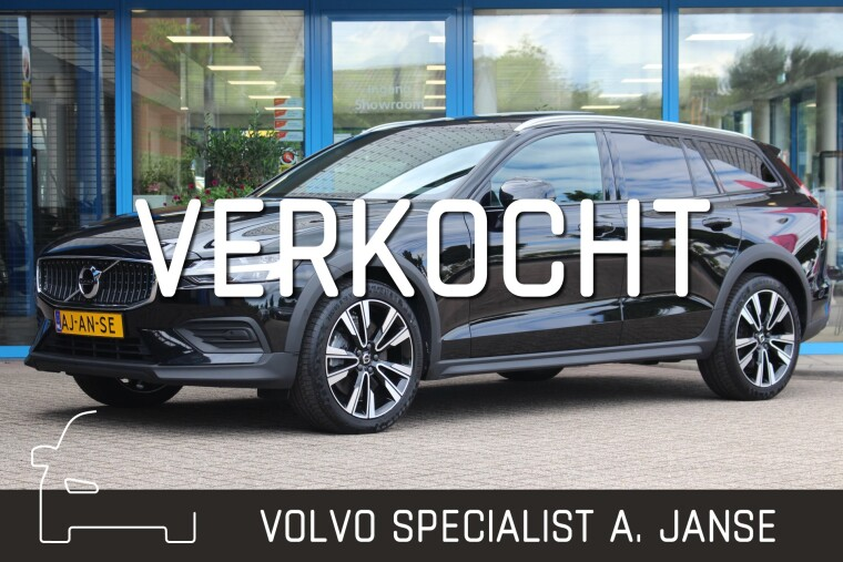 Foto van Volvo V60 Cross Country 2.0 T5 AWD Pro