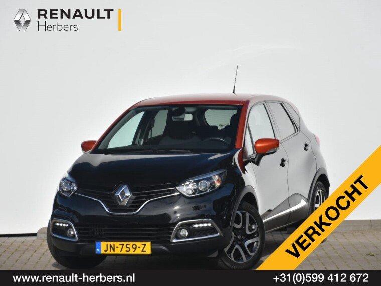 Foto van Renault Captur Energy TCe 90 S&S Dynamique / CRUISE / NAVI / ECC