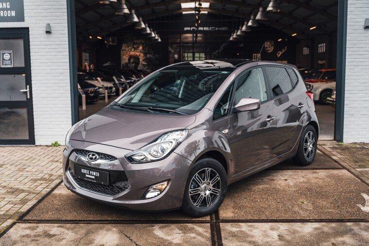 Foto van Hyundai ix20 1.4i i-Vision