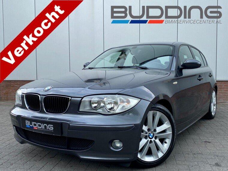 Foto van BMW 1 Serie 118i Business Line