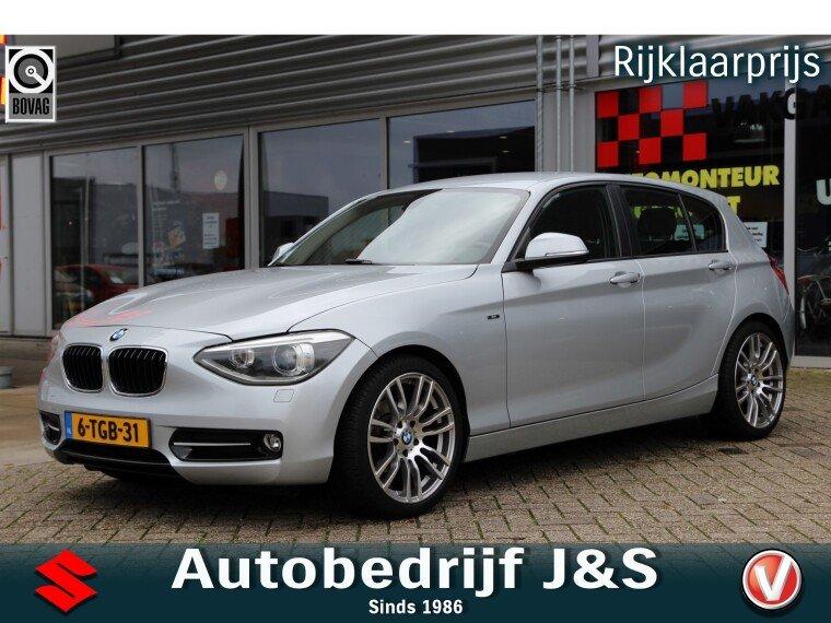 Foto van BMW 1 Serie 116i EDE Executive