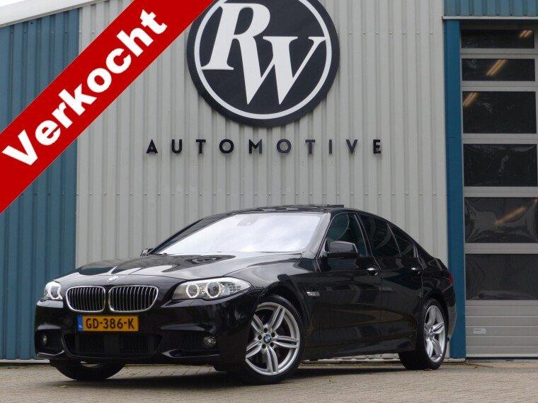 Foto van BMW 5 Serie 535d 313PK INDIVIDUAL/