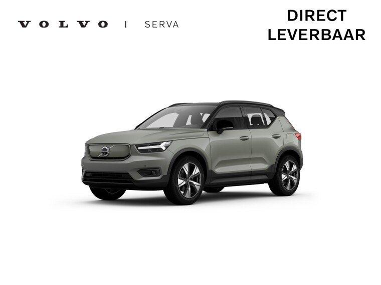 Foto van Volvo XC40 P8 Binnenkort beschikbaar: Recharge P8 AWD R-Design €69.995 INCL BTW