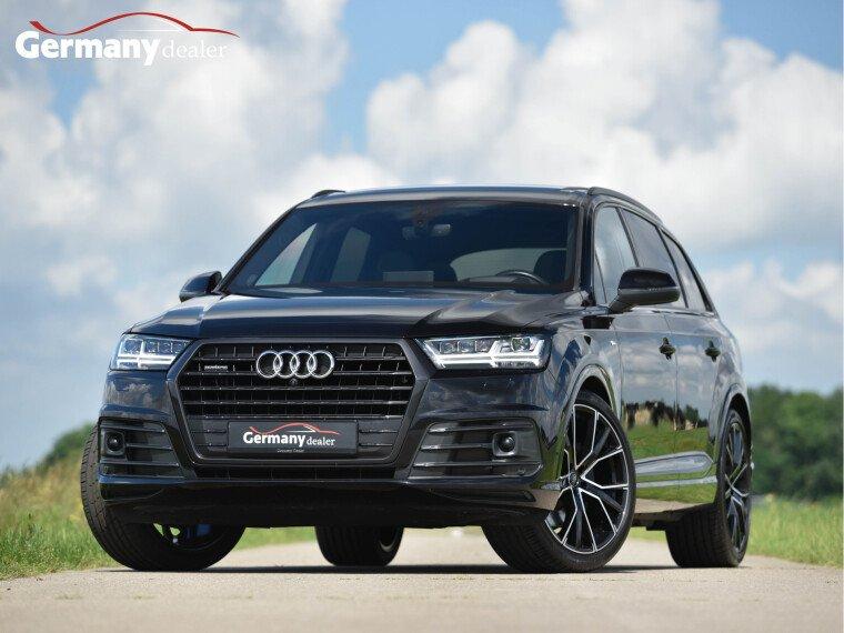 Audi Q7 3.0TDI 272pk Quattro S-Line 7p Black-optic