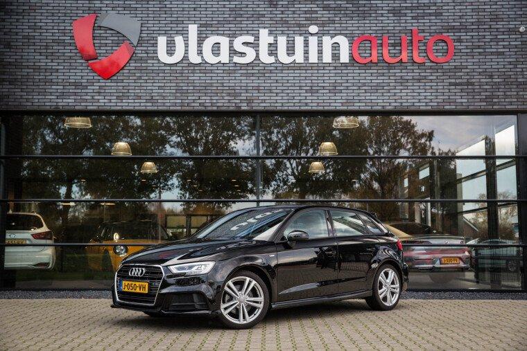 Foto van Audi A3 Sportback 40 TFSI S-Line