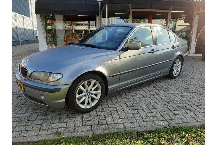 Foto van BMW 3 Serie 320d Special Executive