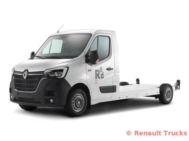Foto van Renault Master 3.5T 2.3 dCi 165 PK L3 PLATFORM PLANCHER