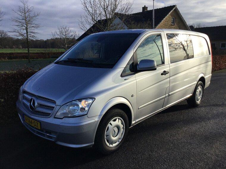 Foto van Mercedes-Benz Vito 116 CDI 320