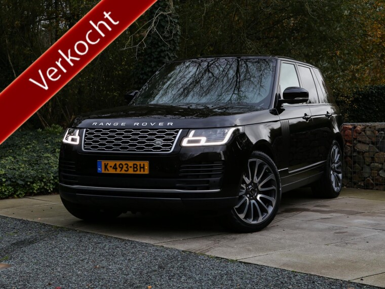 Foto van Land Rover Range Rover 3.0 SDV6 Vogue