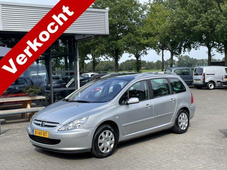 Foto van Peugeot 307 SW 1.6 16V Premium Clima/1e eigenaar