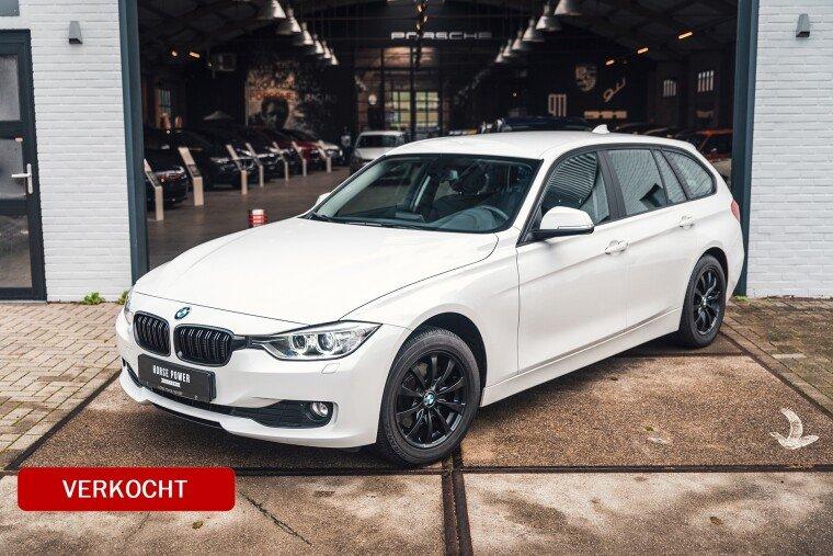 Foto van BMW 3 Serie Touring 316i Executive Navi / Xenon / PDC