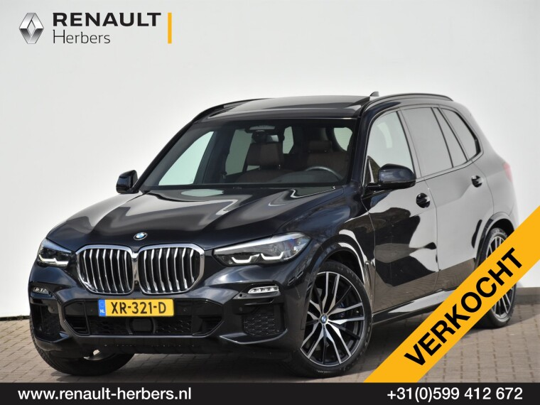 Foto van BMW X5 xDrive40i High Executive / PANORAMA / M SPORT