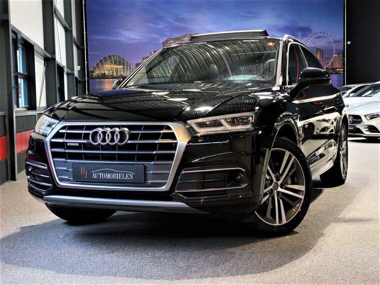 Foto van Audi Q5 2.0 TFSI quattro