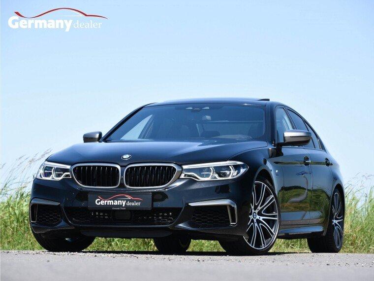 BMW 5 Serie M550i xDrive 462pk