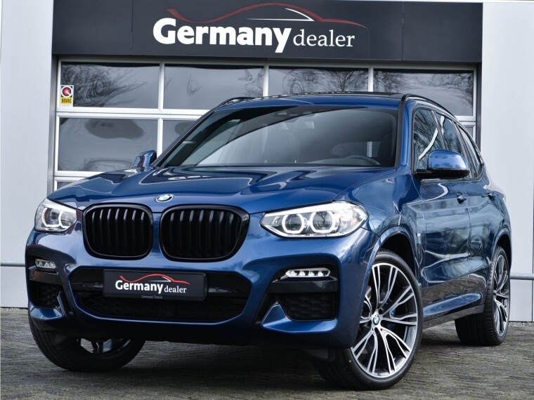 BMW X3 30i xDrive M-Sport
