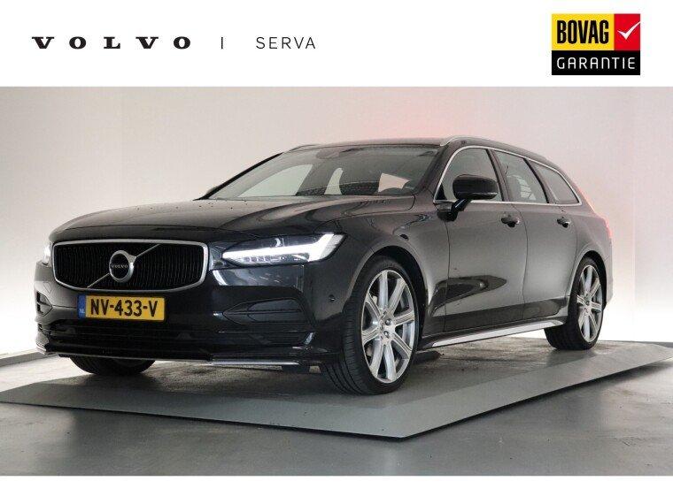 Foto van Volvo V90 D4 | Geartronic | Momentum