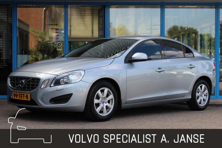 Foto van Volvo S60 1.6 DRIVe