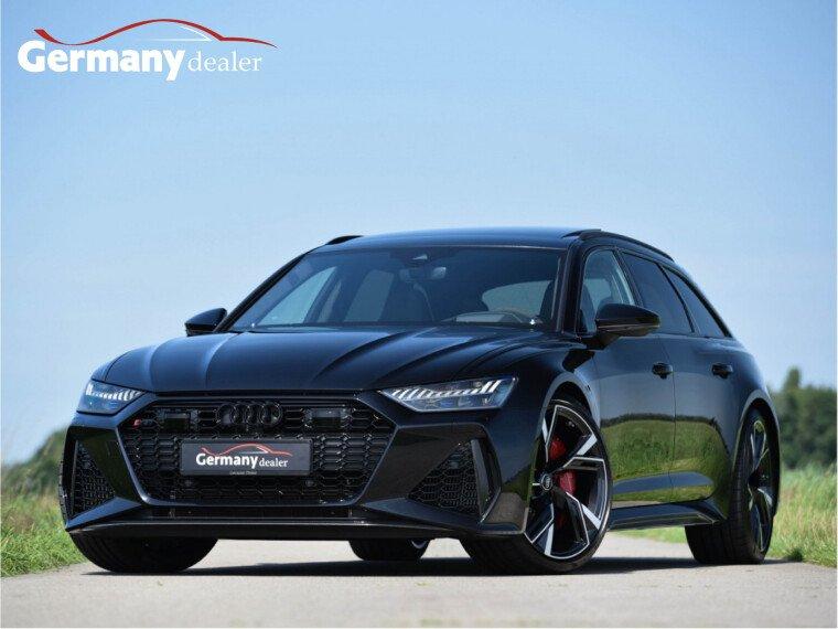 Audi RS6 Avant 40TFSI V8 600pk Quattro