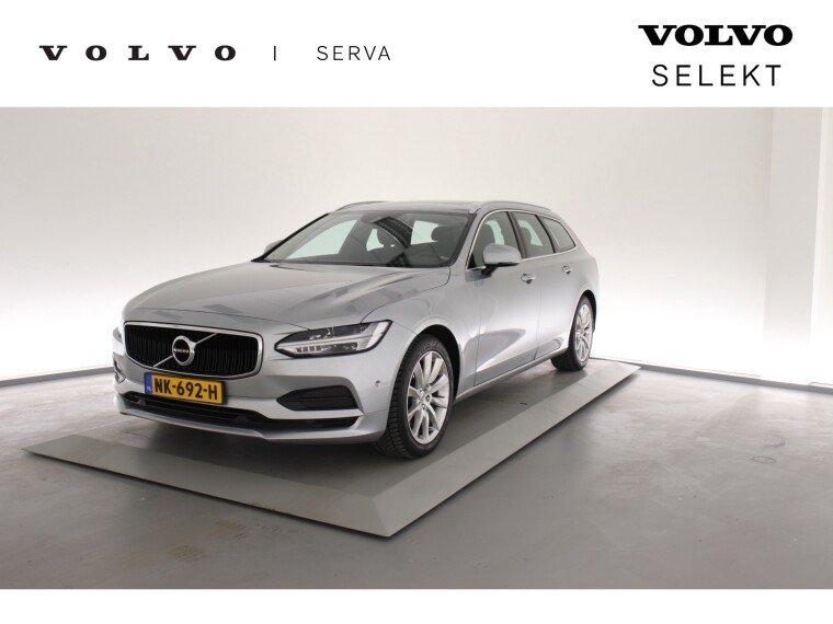 Foto van Volvo V90 D4 Momentum | Panorama dak