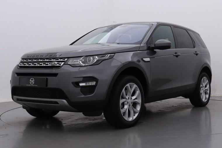 Foto van Land Rover Discovery Sport 2.0 Si4 Dynamic HSE 241PK | Leder | Meridian | DAB+ | LED | ALS NIEUW! Garantie