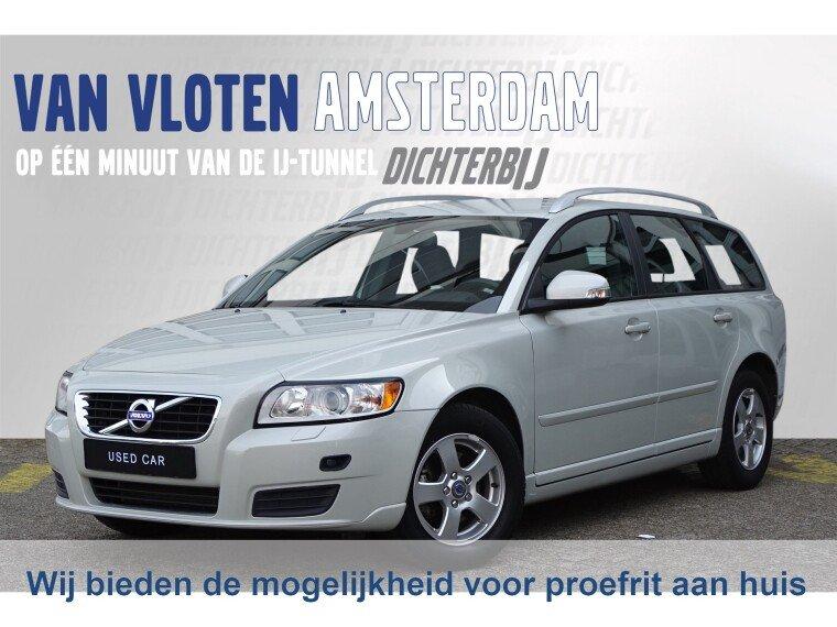 Foto van Volvo V50 2.0