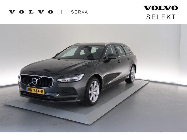 Foto van Volvo V90 D3 Aut. Momentum | Intro-Line | Scandinavian Line |