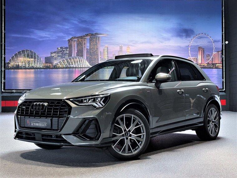 Foto van Audi Q3 45 TFSI quattro S Line