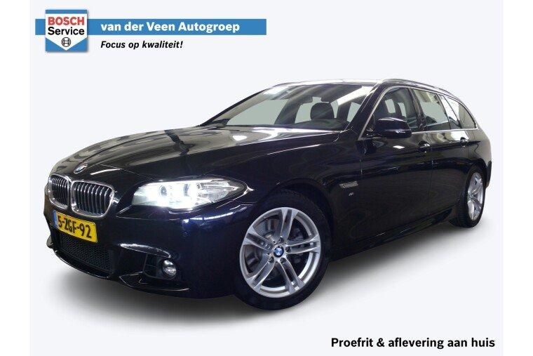 Foto van BMW 5 Serie Touring 520i Executive | M-pakket |