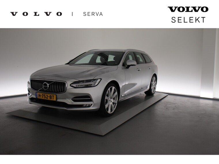 Foto van Volvo V90 T4 Geartronic Business Luxury | Audio Line | Scandinavian Line | Park Assist Line