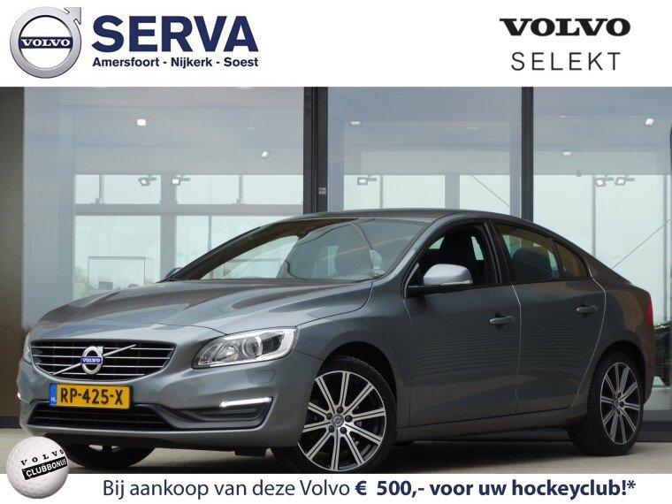 Foto van Volvo S60 T3 Geartronic Polar+ Dynamic