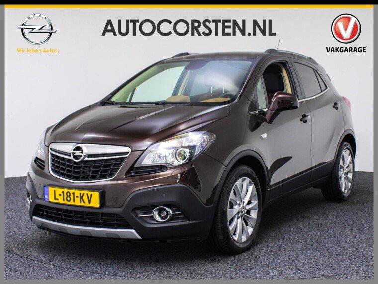 Foto van Opel Mokka 1.4T 140pk Aut. Cosmo