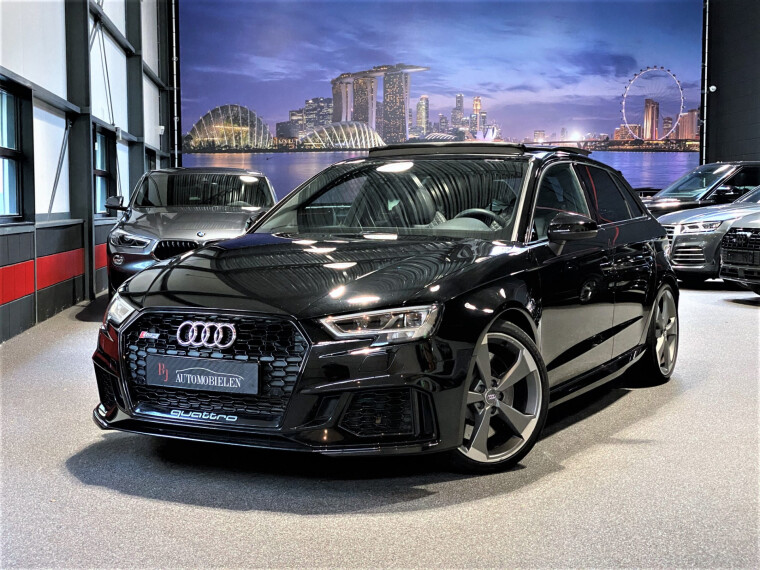 Foto van Audi RS3 Sportback 2.5 TFSI RS3 quattro