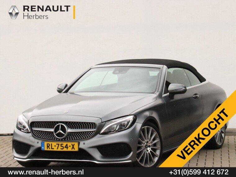 Foto van Mercedes-Benz C-Klasse Cabrio 200 Premium / PDC / V+A / NAVI / LEDER / CAMERA
