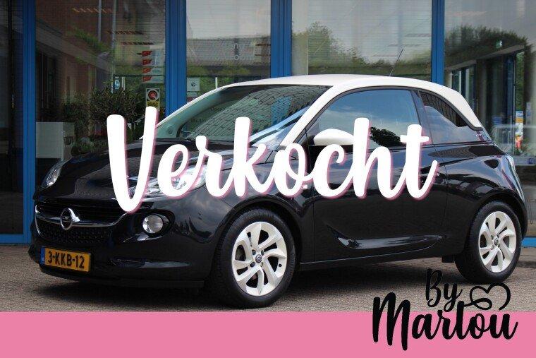 Foto van Opel ADAM 1.2 Jam