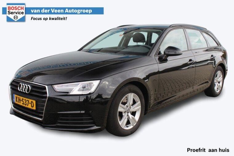 Foto van Audi A4 Avant 2.0 TDI DIESEL